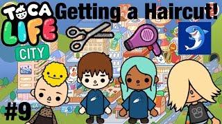 Toca life City   Getting a Haircut! #9