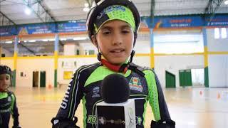 Club de patinaje de Granada realizó un minifestival con sus integrantes