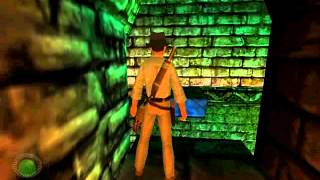Indiana Jones and the Infernal Machine PC Longplay 9 - Teotihuacan