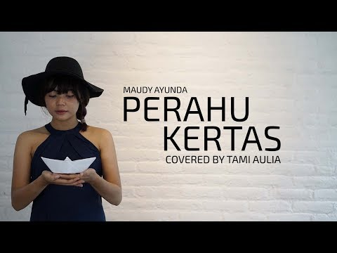 Maudy Ayunda - Perahu Kertas cover by Tami Aulia Live Acoustic