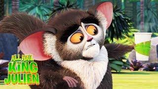 All Hail King Julien | Madagascar | King Julien Funny Moments #8 | Kids Movies | Kids Show