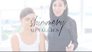Shimmery Metallics Makeup Tutorial | Space NK apothecary Autumn/Winter 2014 Thumbnail