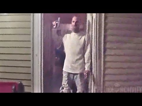 Bodycam Show Cops Shooting Man After Pointing Gun At Them
