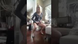 """I love this song soooooo much! What a great classic and this was a first """"take""""! I may have to do a few other versions!! Happy Holidays! !!"""