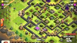 Clash of clans : Mon Rush #2 CHAMPION