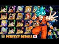 PERFECT REROLL Guide/Tips - 5 Year Anniversary Celebration (JP)   Dragon Ball Z Dokkan Battle