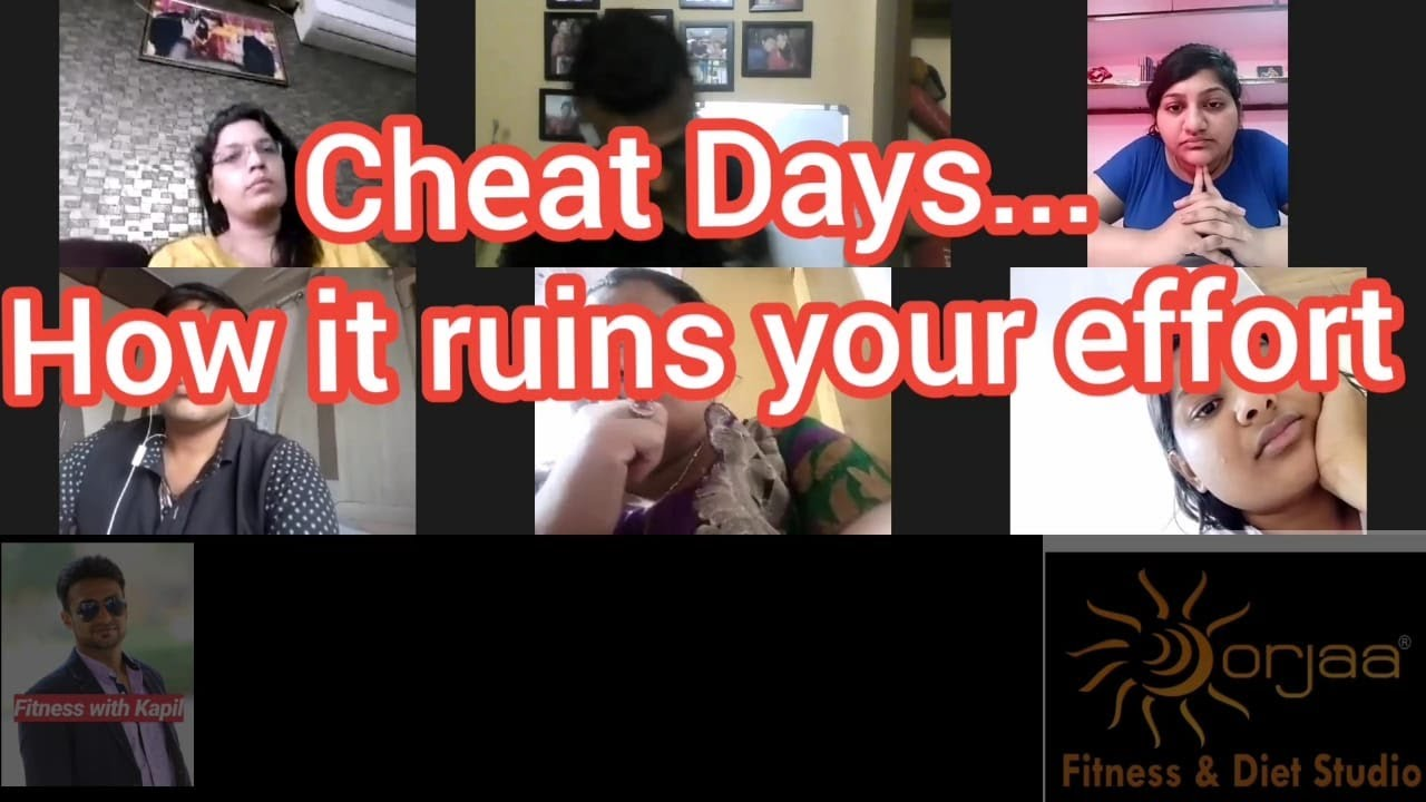 Cheat Days | High Calorie Days | Cheat Days in Weight Loss