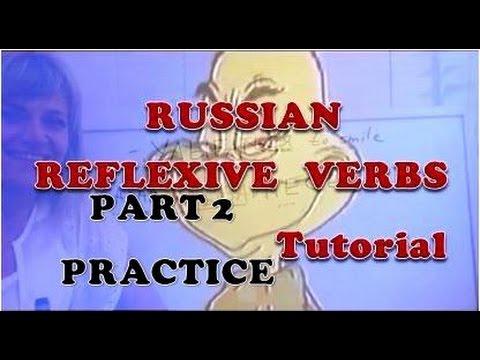 Reflexive verbs PART 2 (practice)