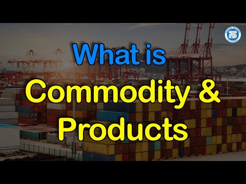 What is Commodity and Products in Hindi || Export Import Business in India || Online Exim Solution