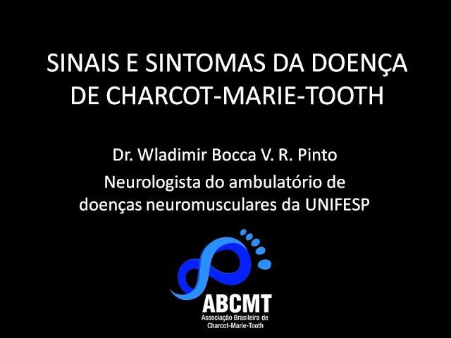 SINAIS E SINTOMAS DA DOENÇA DE CHARCOT-MARIE-TOOTH