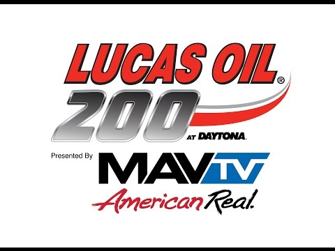 2017 Lucas Oil 200- ARCA Racing Series @ Daytona