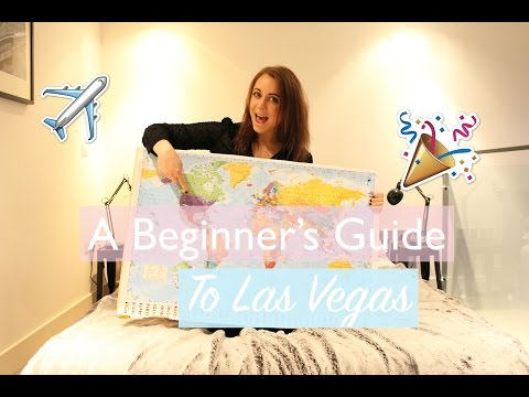 Beginner's Guide To Las Vegas - and how to save money!