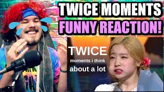 TWICE moments i think about a lot | TRY NOT TO SMILE = FAILED! | REACTION!!