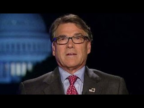 Secretary Rick Perry on the devastation in Texas