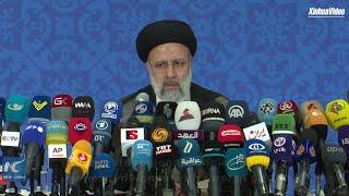 Iran's president-elect says U.S. must lift all