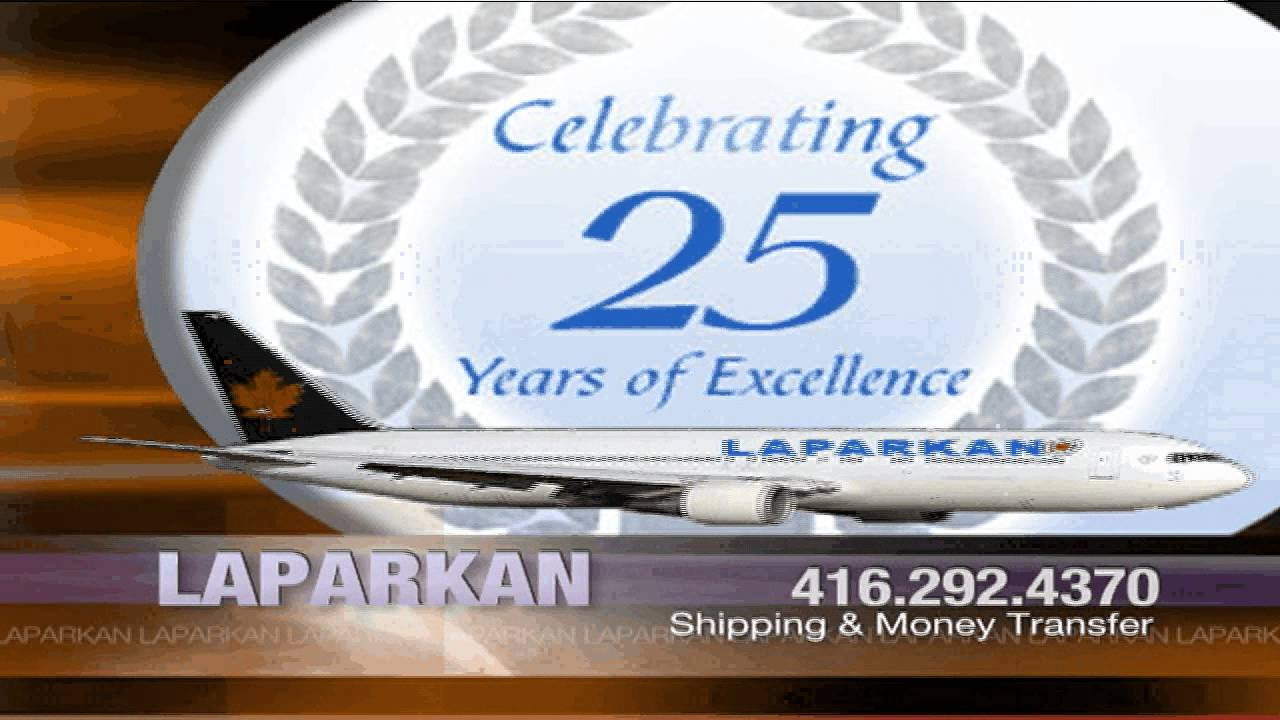 LAPARKAN SHIPPING AND MONEY TRANSFER