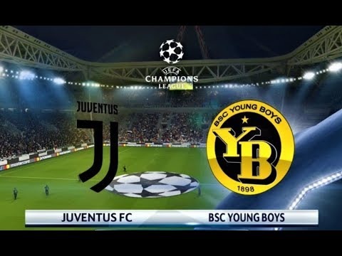 Image result for BSC Young Boys - Juventus