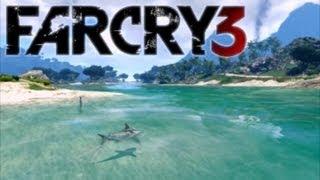 FAR CRY 3 - Caçando Tubarões e Inimigos!!!