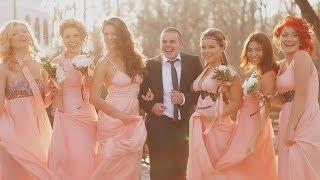Самая позитивная свадьба 2013 года!!! Петя и Марина. Усть-Каменогорск