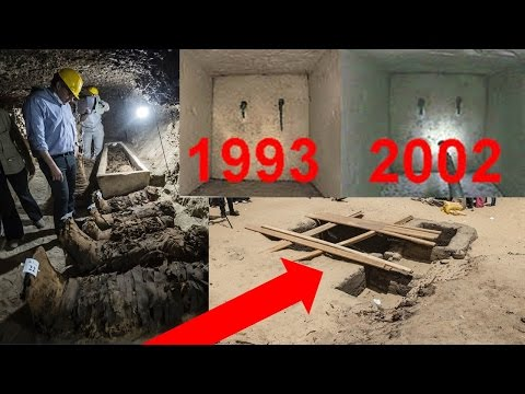 Ancient Egypt COVER-UP! Mummies Found in Necropolis Lost Human Civilization Sphinx & Pyramids