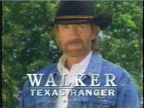 Walker - Texas Ranger Theme Song