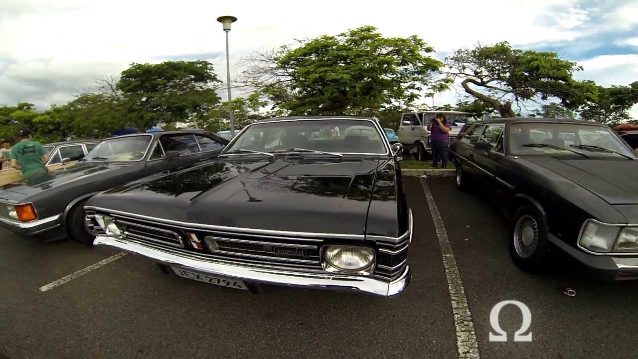 Chevrolet Opala Sedan Deluxo Encontro De Carros Antigos De