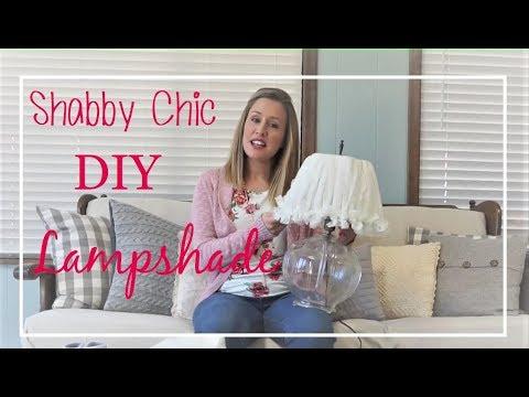 Easy DIY Lampshade | DIY & Decor Challenge