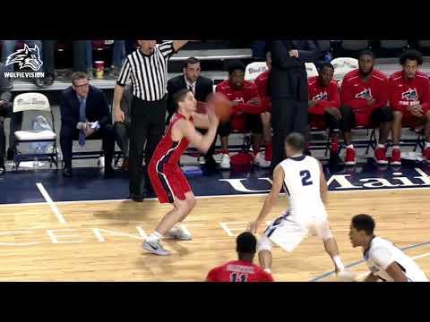 Stony Brook Men's Basketball Highlights at Maine