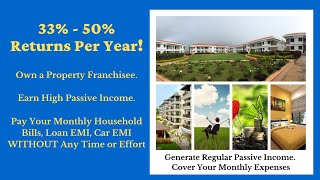 Earn High Passive Income WITHOUT Time Or Effort!