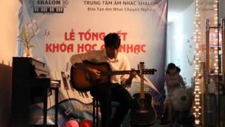 Khát Khao Dòng Nước(As the Deer)- Trung Tâm Âm Nhạc Shalom