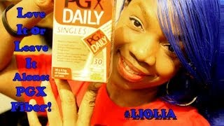 👍Love It or Leave It Alone👎: Natural Factors PGX Daily Singles (Featured on Dr. Oz) #LIOTIA