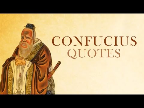 🔴 Confucius Quotes of Wisdom - Top 10