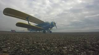 Antonov 2 Starts Up