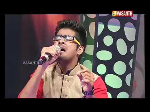 Ennai Kanavillaye- AR RAHMAN- Kadhal Desam (Aathreya)Top Star Singer