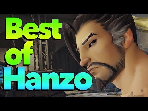 Best Of Hanzo - Overwatch Community Montage