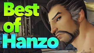 Best of Hanzo - Overwatch Community Montage