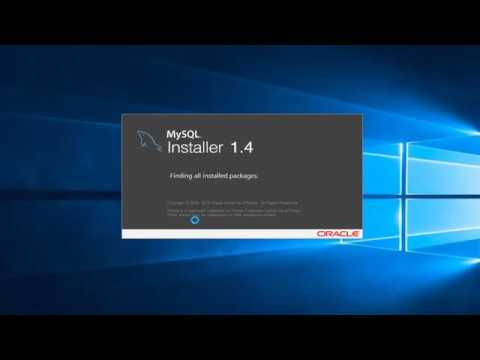 How To Download Mysql In Windows 10/8/7
