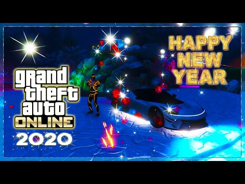Gta 5 Christmas Gifts 2020 GTA ONLINE   NEW YEARS 2020 UPDATE! FREE NEW YEARS GIFTS! SNOW