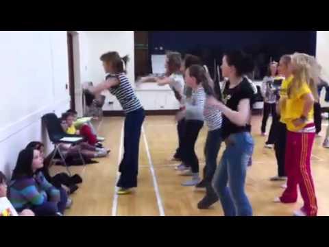 Y'All Got It - The Wiz - Sunshine Stage School (rehearsals)