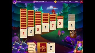 Wizard's Quest Solitaire (Gameplay)