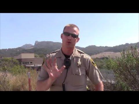 1st Amendment Audit, SLO County Juvenile Hall....Cops Called
