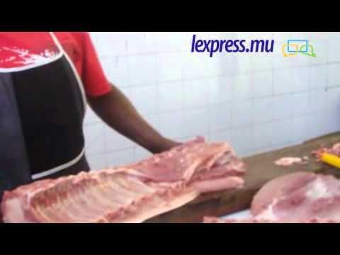 Viande et poisson : le marché de Port-Louis en tête de liste de l'insalubrité