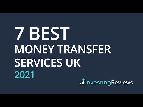 Best Money Transfer Services UK