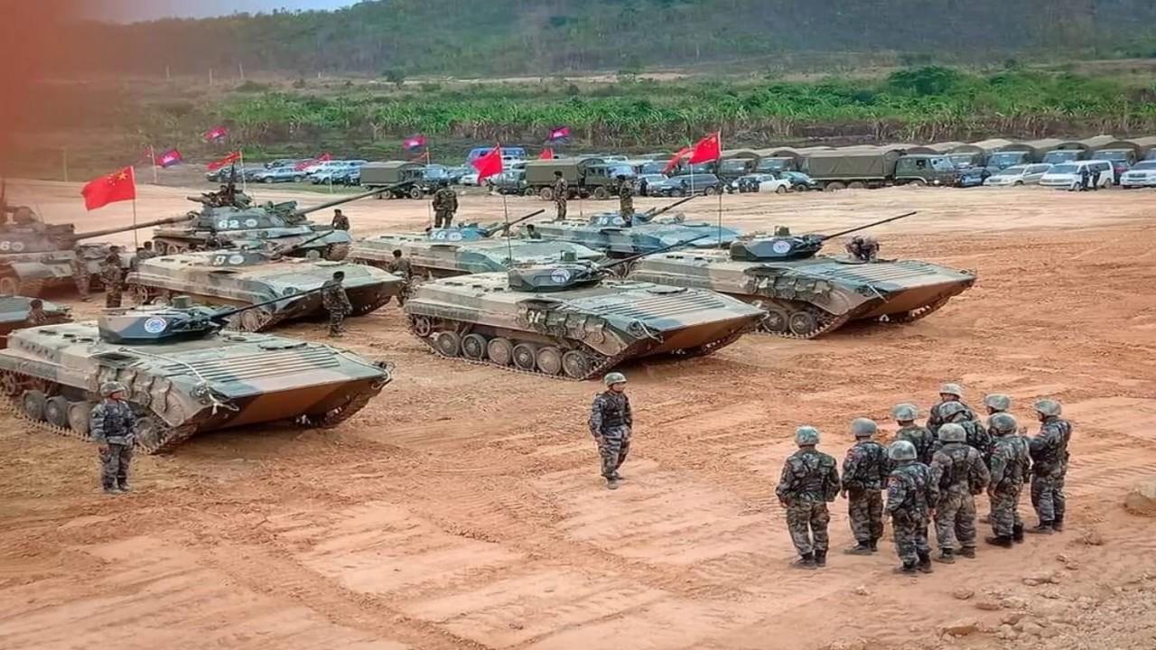 Trung Quốc cố tình x u n g đ.ộ,t với Ấn độ nhưng nhận lại quả đắng