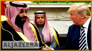 🇺🇸 leaked documents show saudi uae bid to influence trump al jazeera english
