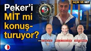 SOYLU VE AĞAR İKİLİSİ NEDEN PANİKLEDİ? #Erdoğan #MehmetAğar #SedatPeker #Süleyma