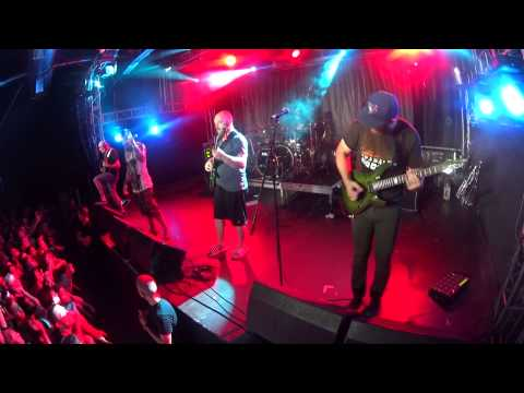 Protest The Hero – Heretics And Killers [Live in Moscow, Volta Club] 11/08/2015