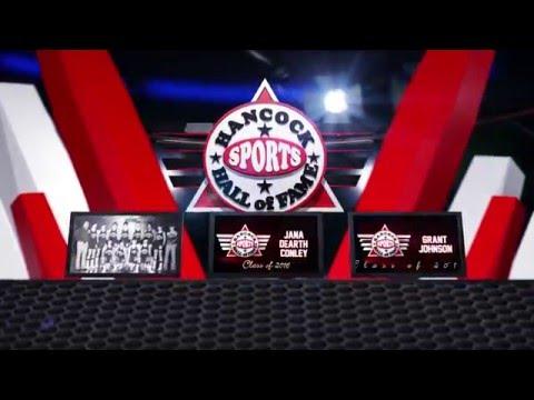 2016 Hancock Sports Hall of Fame
