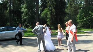 Свадьба шурина - на красной поляне - 1