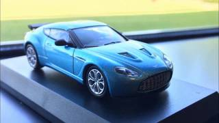 A U K  Man Was Given A Free Aston Martin Model Car After Sending An Amusing Tweet